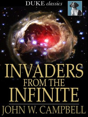 cover image of Invaders from the Infinite