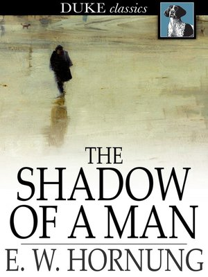 cover image of The Shadow of a Man