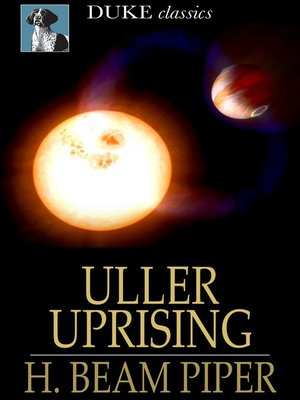 cover image of Uller Uprising