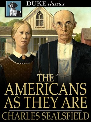 cover image of The Americans as They Are