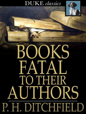 cover image of Books Fatal to Their Authors