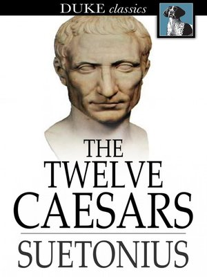 cover image of The Twelve Caesars