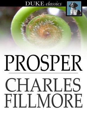 cover image of Prosper