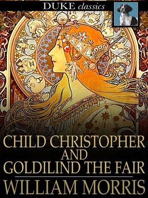cover image of Child Christopher and Goldilind the Fair