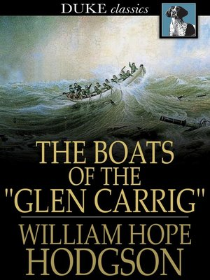 cover image of The Boats of the Glen Carrig