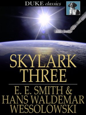 cover image of Skylark Three