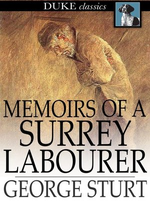 cover image of Memoirs of a Surrey Labourer