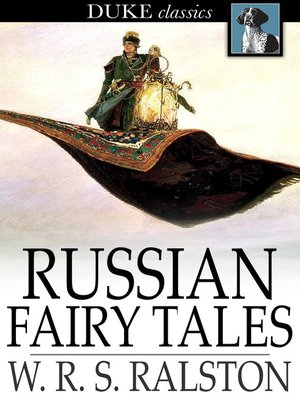 cover image of Russian Fairy Tales
