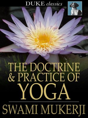 cover image of The Doctrine and Practice of Yoga