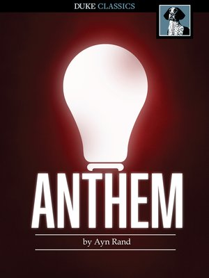 collectivism in anthem In anthem, a science fiction novel written by ayn rand a custom essay sample on fooled into collectivism for only $1638 $139/page order now related essays anthem by ayn rand collectivism, new right individualism-collectivism anthem vs hunger games individualism versus.
