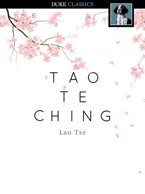 cover image of Tao Te Ching