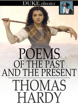 cover image of Poems of the Past and the Present