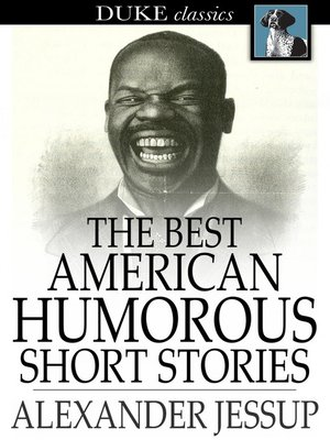 cover image of The Best American Humorous Short Stories
