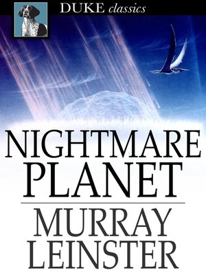 cover image of Nightmare Planet
