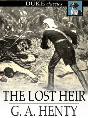 cover image of The Lost Heir