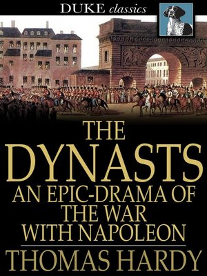 cover image of The Dynasts
