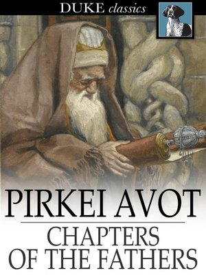 cover image of Pirkei Avot