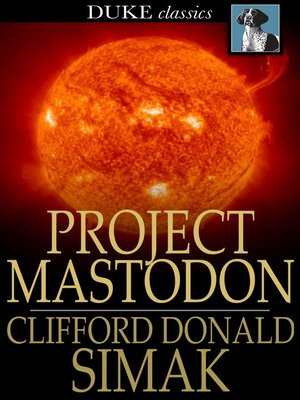 cover image of Project Mastodon