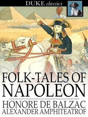 cover image of Folk-Tales of Napoleon
