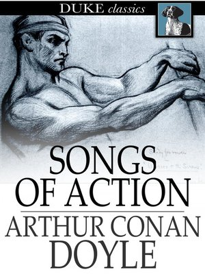 cover image of Songs of Action