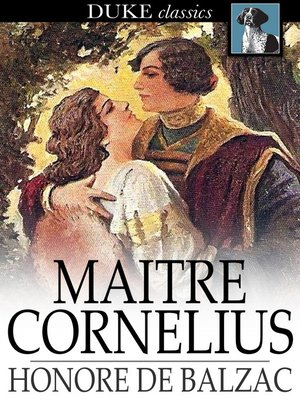cover image of Maitre Cornelius