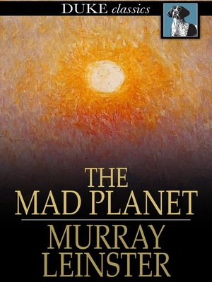 cover image of The Mad Planet