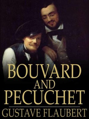 cover image of Bouvard and Pecuchet