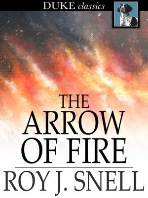 cover image of The Arrow of Fire