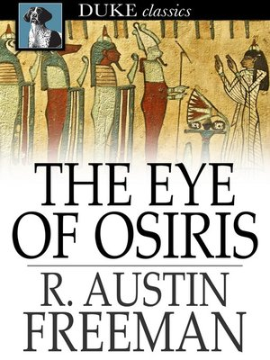 cover image of The Eye of Osiris