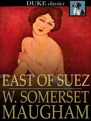 cover image of East of Suez