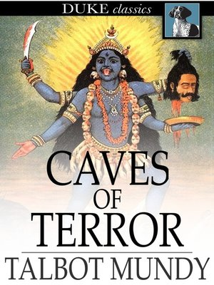 cover image of Caves of Terror