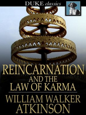 cover image of Reincarnation and the Law of Karma