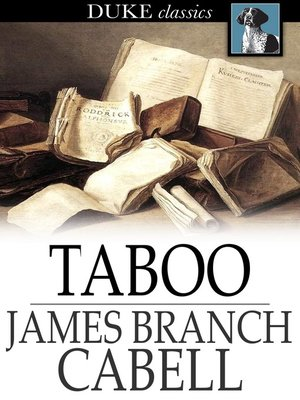 cover image of Taboo
