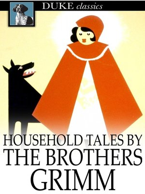 cover image of Household Tales by the Brothers Grimm