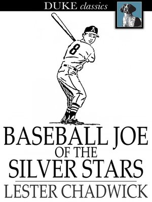 cover image of Baseball Joe of the Silver Stars