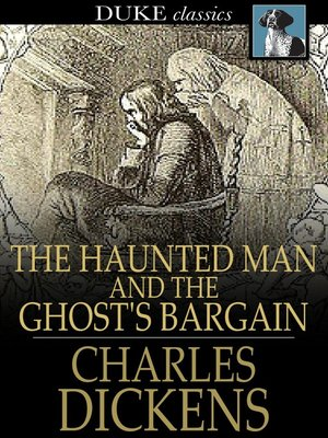 Image result for the haunted man and the ghost's bargain book cover