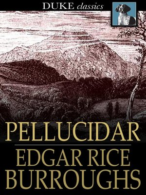 cover image of Pellucidar