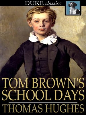cover image of Tom Brown's School Days