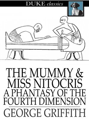 cover image of The Mummy and Miss Nitocris