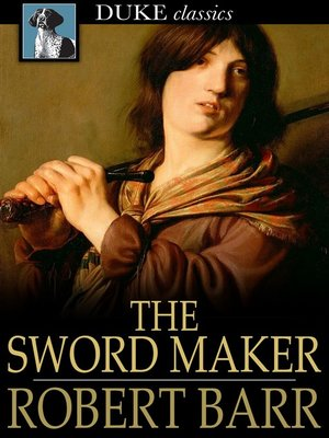 cover image of The Sword Maker