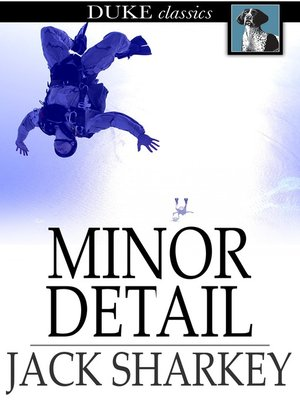 cover image of Minor Detail