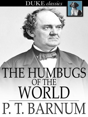 cover image of The Humbugs of the World