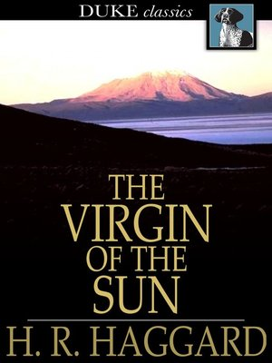 cover image of The Virgin of the Sun