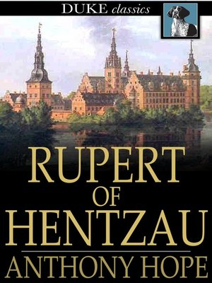 cover image of Rupert of Hentzau
