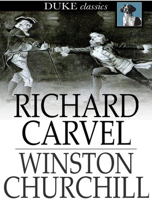 cover image of Richard Carvel