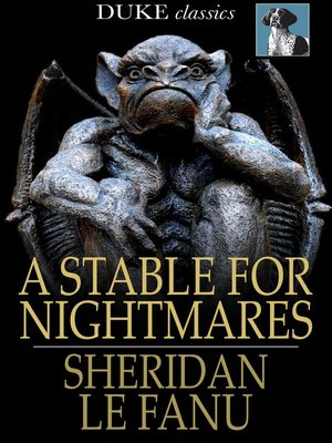 cover image of A Stable of Nightmares
