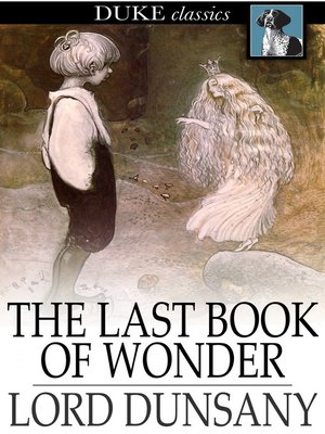 cover image of The Last Book of Wonder