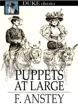 cover image of Puppets at Large