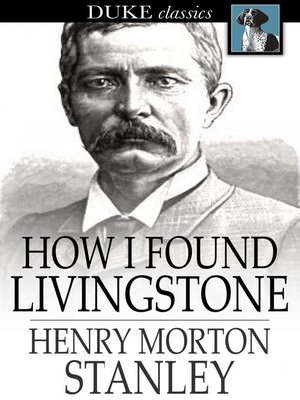 cover image of How I Found Livingstone