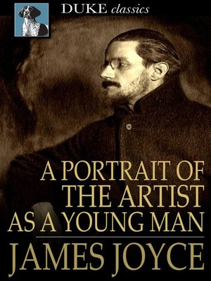 cover image of A Portrait of the Artist as a Young Man